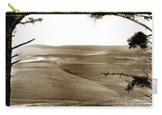 The Lagoon At The Mouth Of The Carmel River  From Fish Ranch California 1905 Carry-all Pouch