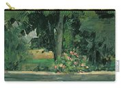 The Lake At Jas De Bouffan, C.1873-76 Carry-all Pouch