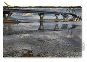The Lake Champlain Bridge From Cown Point Carry-all Pouch