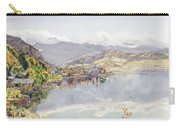 The Lake Of Lucerne, Mount Pilatus Carry-all Pouch