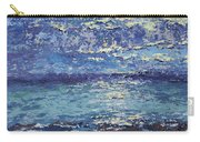 The Lake On A Cloudy Day In October Carry-all Pouch