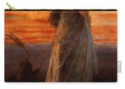 The Lament Of Jephthahs Daughter Carry-all Pouch