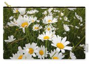 The Land Of White Daisies Carry-all Pouch