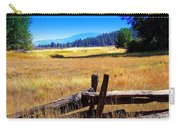The Land With A View Carry-all Pouch