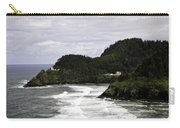 The Landscape Of Heceta Carry-all Pouch