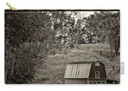 The Lane Sepia Carry-all Pouch
