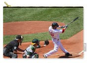 The Laser Show Dustin Pedroia Carry-all Pouch