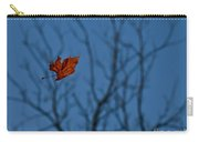 The Last Leaf Fell Carry-all Pouch