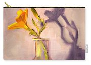 The Last Lily Carry-all Pouch by Nancy Merkle