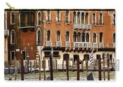 The Last Pigeon In Venice Carry-all Pouch