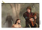 The Last Song Of Tristan Carry-all Pouch by Daniel Eskridge
