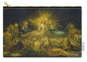 The Last Supper Carry-all Pouch by William Blake