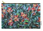 The Late Bloomers Carry-all Pouch by Xueling Zou