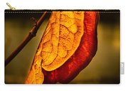 The Leaf Across The River Carry-all Pouch