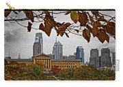 The Leaves Of Philly Carry-all Pouch