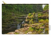 The Ledges Waterfalls Carry-all Pouch