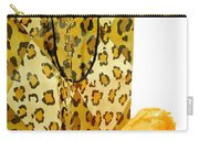 The Leopard Gift Bag Carry-all Pouch by Diana Angstadt