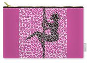 The Leopard Stripper Carry-all Pouch