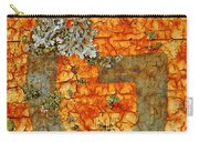 The Letter G With Lichens Carry-all Pouch