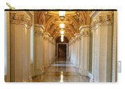 The Library Of Congress Jefferson Building Carry-all Pouch