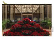 The Library Of Congress Madison Building At Christmas  Carry-all Pouch