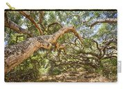 The Life Of Oaks - The Magical Trees Of The Los Osos Oak Reserve Carry-all Pouch
