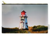 The Light At Covehead Harbour Carry-all Pouch