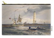 The Lighthouse At Cape Chersonese Carry-all Pouch