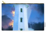 The Lighthouse At Peggys Cove Carry-all Pouch