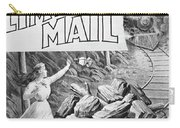 The Limited Mail, 1899 Carry-all Pouch