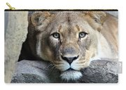 The Lion Queen Carry-all Pouch
