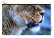 The Lioness Alert Carry-all Pouch
