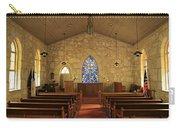 The Little Church Of La Villita Carry-all Pouch