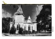 The Little Church On The Corner Carry-all Pouch