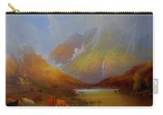 The Little Croft On The Isle Of Skye Scotland Carry-all Pouch
