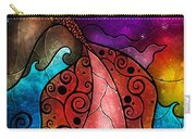 The Little Mermaid Carry-all Pouch by Mandie Manzano