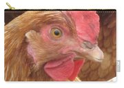 The Little Red Chicken Carry-all Pouch
