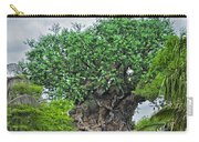 The Living Tree Walt Disney World Carry-all Pouch