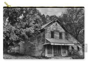 The Local Haunted House Carry-all Pouch by Heather Applegate