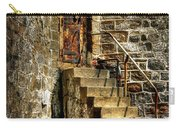 The Locked Door Carry-all Pouch by Lois Bryan
