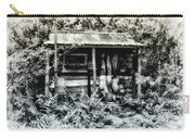 The Log Cabin Carry-all Pouch