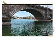 The London Bridge Is In Arizona Carry-all Pouch