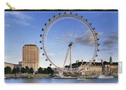 The London Eye Carry-all Pouch
