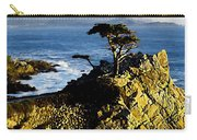 The Lone Cypress Carmel California Carry-all Pouch