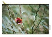 The Lonely Flower Carry-all Pouch