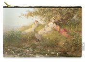 The Lotus Eaters, 1893 Carry-all Pouch