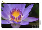 The Lotus Flower - Tropical Flowers Of Hawaii - Nymphaea Stellata Carry-all Pouch