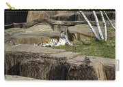 The Lounging Tiger 2 Carry-all Pouch