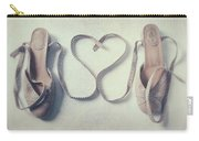 The Love Of A Ballerina Carry-all Pouch