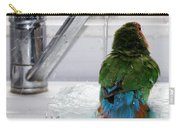 The Lovebird's Shower Carry-all Pouch